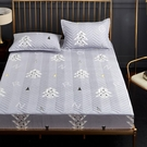 床笠單件加厚夾棉床罩床墊套席夢思保護套棕墊防滑1.8m1.5米床套 雙十二購物節
