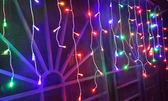 3.5米96燈 冰條燈 110V 防水燈串 聖誕樹 流星燈 耶誕燈 流星燈 帳篷氣氛燈串 裝飾燈 串燈 聖誕燈