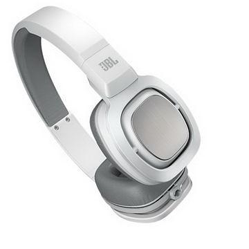 [nova成功3C] JBL J55 高性能頭戴全罩式耳機 (銀白色)