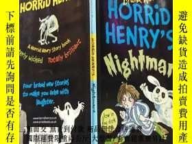 二手書博民逛書店horrid罕見henry s nightmare:亨利的噩夢Y200392