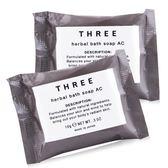 THREE 舒活沐浴皂(10g)X2