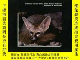 二手書博民逛書店Canids:罕見Foxes, Wolves, Jackals