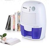 除濕器INVITOP除濕機家用小型宿舍吸濕器靜音抽濕機衣櫃乾燥機吸潮器 聖誕交換禮物