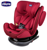 Chicco Unico 0123 Isofit 360度旋轉安全汽座-熱情紅 ●送 汽座保護墊