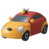 【震撼精品百貨】Winnie the Pooh 小熊維尼~TOMICA 迪士尼小汽車10週年夢幻維尼車#12954