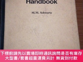 二手書博民逛書店Composⅰte罕見Materⅰals Handbook(原版) 【精裝】Y16696 M,M,Schwar