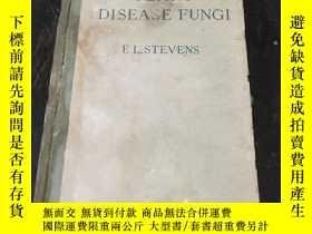 二手書博民逛書店PLANT罕見DISEASE FUNGIY260873 F.L.STEVENS 出版1954