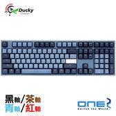Ducky One 2 海波浪 GOOD IN BLUE 2019新春版 PBT 二色成型 Cherry 機械式鍵盤
