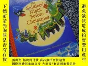 二手書博民逛書店幽默故事罕見The Soldiers Night Before
