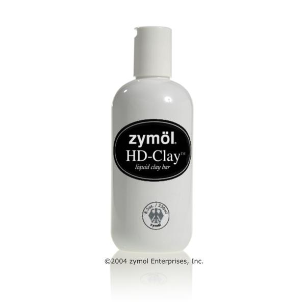 液態黏土清潔乳 zymol HD-Clay