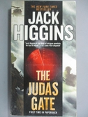 【書寶二手書T8/原文小說_NNY】The Judas Gate_Higgins, Jack