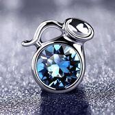 十二星座水晶手鍊女採用施華洛世奇元素日正韓首情人節禮物送女友