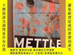 二手書博民逛書店METTLE:Hardscrabble罕見books 英文原版