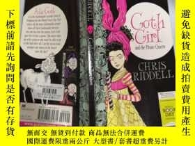 二手書博民逛書店Goth罕見Girl and the Pirate Queen: 哥特女孩和海盜女王.Y200392