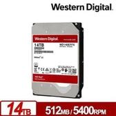 WD140EFFX 紅標 14TB 3.5吋NAS硬碟 (NASware3.0)