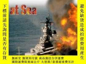 二手書博民逛書店DK罕見Readers: Disasters at Sea (Level 3: Reading Alone)-DK