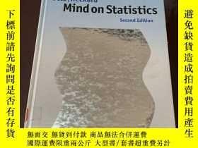 二手書博民逛書店Mind罕見on statistics (second edit