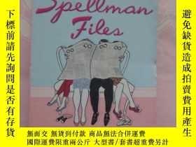 二手書博民逛書店Lisa罕見Lutz:The Spellman Files 斯家