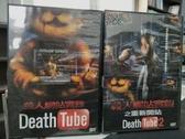 挖寶二手片-C15-000-正版DVD-日片【殺人網站實錄1+2/系列2部合售】-(直購價)