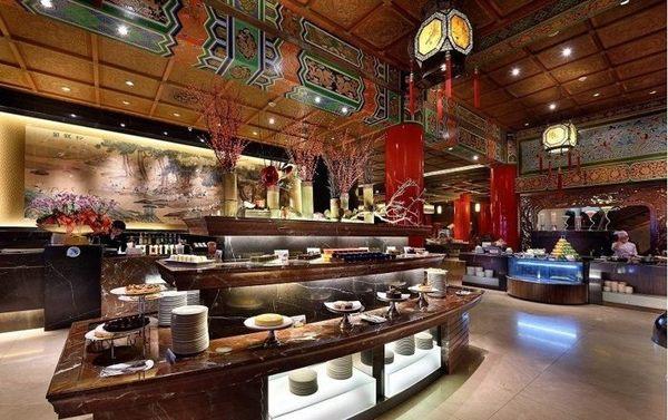 台北圓山大飯店 松鶴餐廳午晚餐自助餐券