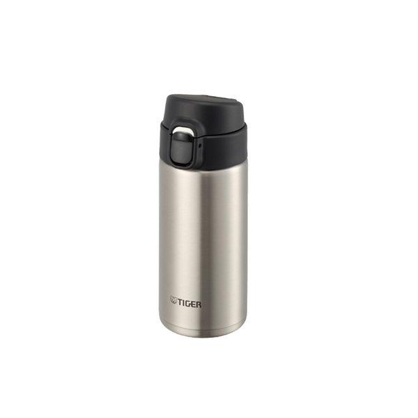 TIGER虎牌360cc超輕量型彈蓋式真空保溫杯 MMY-A036 不鏽鋼(XC)【屈臣氏】