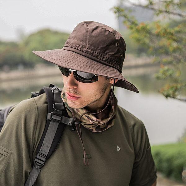 [7-11限今日299免運] 速乾漁夫帽 遮陽漁夫帽 遮陽帽 漁夫帽 帽子 ✿mina百貨✿【V040】