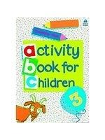二手書博民逛書店 《Oxford Activity Books for Children》 R2Y ISBN:0194218325│Clark