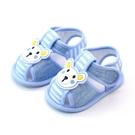 嬰兒學步鞋 0-1歲嬰兒鞋涼鞋軟底學步鞋夏季6-9-12個月男女寶寶布鞋新生兒鞋 歐歐
