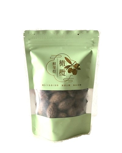 食鼎~橄欖鮮果乾150公克/包
