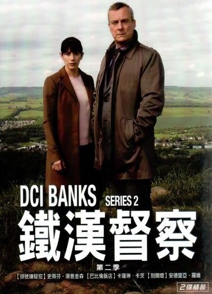 歐美影集 鐵漢督察 第二季 雙DVD (購潮8)