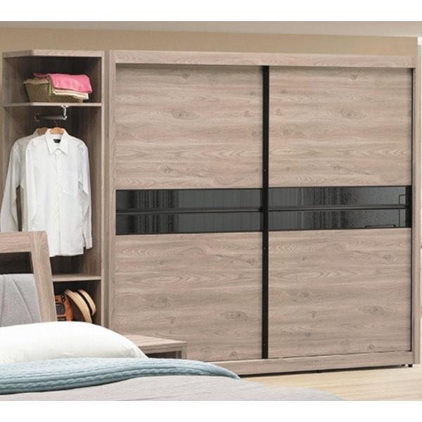 衣櫃 衣櫥 CV-101-7A 朵拉8.5尺衣櫥【大眾家居舘】