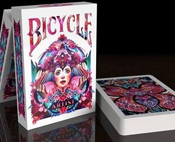 【USPCC撲克】BICYCLE ARTIST PLAYING CARDS