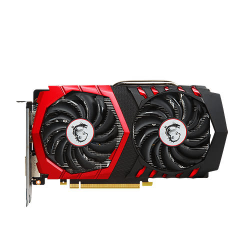 msi 微星 GeForce GTX 1050 TI GAMING X 4G 顯示卡