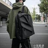 男士背包日系雙肩潮包女簡約休閒旅行包時尚潮流書包男大學生『小淇嚴選』
