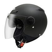 ZEUS 瑞獅安全帽,ZS-210BC,素/消光黑
