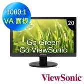 ViewSonic VA2055SM 20吋VA寬螢幕
