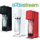 買就贈500ml水瓶2入+萊姆糖漿(限量)【英國 SodaStream】SOURCE氣泡水機(黑/白/紅三色備註選色)