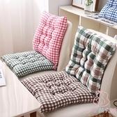 兩個裝柔軟座墊椅子墊子凳子地板屁股墊加厚坐墊椅墊【少女顏究院】