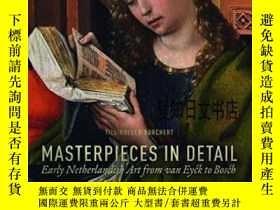 二手書博民逛書店【罕見】2014年出版 Masterpieces In DetailY175576 Till-holger B