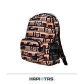 HAPITAS 日本原廠授權H0006摺疊後背包 旅行收納包旅行袋A組花色-美冠皮件