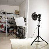100W太陽燈視頻拍攝補光燈大場景服裝拍照靜物台常亮燈攝影補光燈 igo