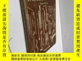 二手書博民逛書店英文原版罕見LONGMAN HANDBOOK OF ORCHESTRAL INSTRUMENTS(通篇都是樂器內容