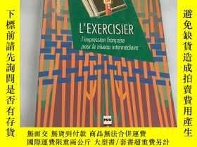 二手書博民逛書店L exercisier L expression罕見frong