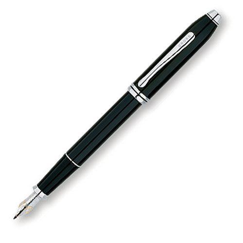CROSS Townsend 濤聲系列歐巴馬總統就職典禮紀念筆款黑色鋼筆*AT0046-4