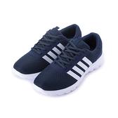 GIOVANNI VALENTINO 經典輕量跑鞋 藍 男鞋 鞋全家福