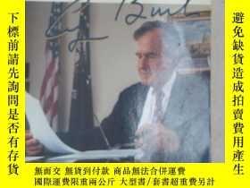 二手書博民逛書店ALL罕見THE BEST, George Bush:My Li
