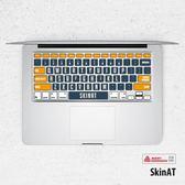 電腦鍵盤膜貼紙MacBook鍵盤貼膜蘋果筆電【極簡生活館】