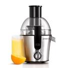 110v家用多功能榨汁機 全自動水果嬰兒大口徑炸果汁機電動原汁機 快速出貨