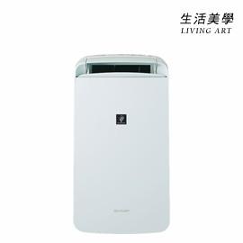 夏普 SHARP【CM-N100】除濕機 適用10坪 衣類乾燥 冷風模式 除臭 水箱2.5L 每日最大除濕10L CM-L100後繼