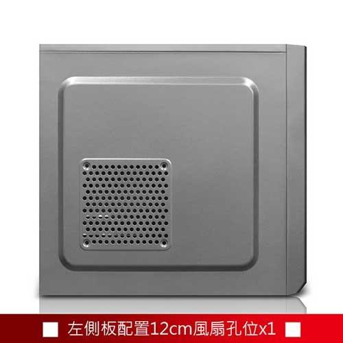 aibo 鈞嵐 CB-509 星辰II 黑色 USB3.0 上置式電源放置 ATX 機殼 (CASE-CB509-U3)